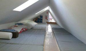 Matratzenlager kleiner